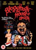 Jaquette Bloodbath at the House of Death