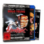 Jaquette Bloodfight (Platinum-Cult-Edition - Blu-Ray + DVD)