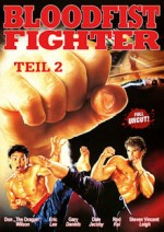 Jaquette Bloodfist Fighter 2  (Ring of Fire 1)