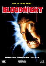 Jaquette Bloodnight - Intruder (Mediabook - DVD + Bluray)
