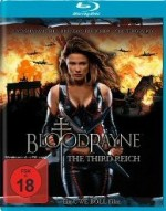 Jaquette BloodRayne: The Third Reich