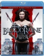 Jaquette BloodRayne: The Third Reich - Director's Cut (Unrated)