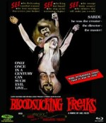 Jaquette Bloodsucking Freaks (Blu-ray + DVD Combo)