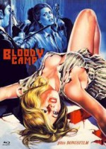 Jaquette Bloody Camp - Cover B - (Blu-Ray) - Eurocult Collection - Limited 333 Edition