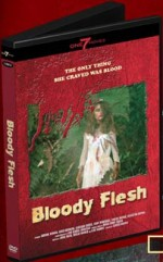 Jaquette Bloody Flesh
