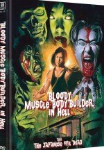 Jaquette Bloody Muscle Body Builder in Hell (Cover A)