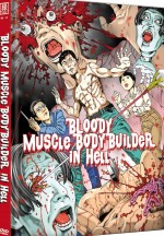 Jaquette Bloody Muscle Body Builder in Hell (Cover B)