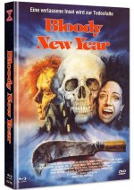 Jaquette Bloody New Year  (Blu-Ray+DVD) - Cover A