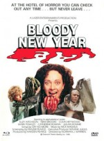 Jaquette Bloody New Year  (Blu-Ray+DVD) - Cover B