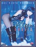Jaquette Blue Dahlia EPUISE/OUT OF PRINT