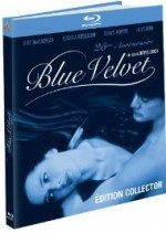 Jaquette Blue Velvet - Digibook Collector Blu-ray + DVD + Livret