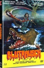 Jaquette Blutrausch - Cover B  (Blu-Ray+DVD)