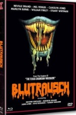 Jaquette Blutrausch - Cover D  (Blu-Ray+DVD)