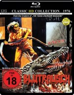 Jaquette Blutrausch - Eaten Alive (Blu-Ray+DVD)
