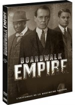 Jaquette Boardwalk Empire - Saison 4