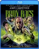 Jaquette Body Bags (BluRay/DVD Combo)