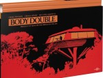 Jaquette Body Double (édition Coffret Ultra Collector - Blu-ray + DVD + Livre)