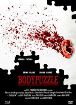 Jaquette Body Puzzle (DVD + Blu-ray) Limited 1000 Edition - Cover A