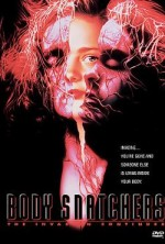 Jaquette Body Snatchers EPUISE/OUT OF PRINT