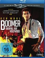 Jaquette Boomer - �berfall Auf Hollywood