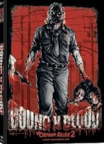 Jaquette Bound X Blood: The Orphan Killer 2 (Blu-Ray+DVD) - Cover A