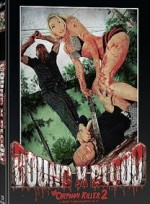 Jaquette Bound X Blood: The Orphan Killer 2 (Blu-Ray+DVD) - Cover C