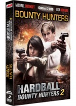 Jaquette Bounty Hunters 1 & 2