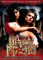 Jaquette Box of Black Magic