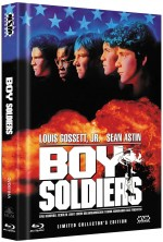 Jaquette Boy Soldiers - Toy Soldiers (DVD+Blu-Ray) - Cover A
