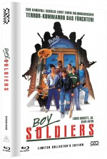 Jaquette Boy Soldiers - Toy Soldiers (DVD+Blu-Ray) - Cover B