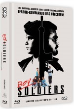 Jaquette Boy Soldiers - Toy Soldiers (DVD+Blu-Ray) - Cover C