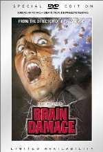 Jaquette BRAIN DAMAGE (LIMITED EDITION)