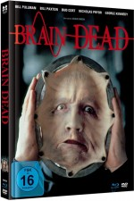 Jaquette Brain Dead (DVD + BLURAY)