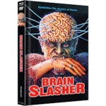 Jaquette Brain Slasher (Blu-Ray+DVD) - Cover A