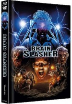 Jaquette Brain Slasher (Blu-Ray+DVD) - Cover B
