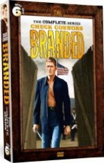 Jaquette Branded - The Complete Series starring Chuck Connors