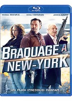 Jaquette Braquage � New York
