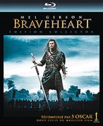 Jaquette Braveheart (édition Collector)