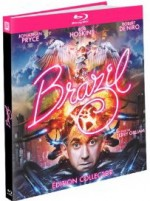 Jaquette Brazil - Digibook Collector Blu-ray + DVD + Livret