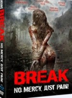 Jaquette Break ; No Mercy, just Pain (Lim. Uncut Mediabook - Cover A) (DVD + BLURAY)