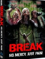 Jaquette Break ; No Mercy, just Pain (Lim. Uncut Mediabook - Cover B) (DVD + BLURAY)
