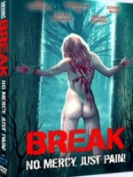 Jaquette Break No Mercy, just Pain (Lim. Uncut Mediabook - Cover C) (DVD + BLURAY)