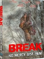 Jaquette Break ; No Mercy, just Pain (Lim. Uncut Mediabook - Cover D) (DVD + BLURAY)