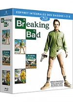 Jaquette Breaking Bad (Coffret int�grales des saisons 1-2-3)
