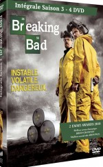 Jaquette Breaking Bad - Saison 3