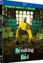 Jaquette Breaking Bad - Saison 5 - 1�re partie