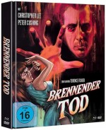 Jaquette Brennender Tod (DVD + BLURAY) - Cover A