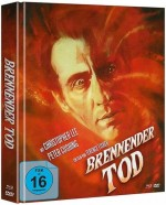 Jaquette Brennender Tod (DVD + BLURAY) - Cover B