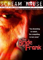 Jaquette Bride of Frank EPUISE/OUT OF PRINT