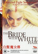 Jaquette BRIDE WITH WHITE HAIR